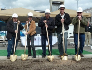 Transit Housing Groundbreaking
