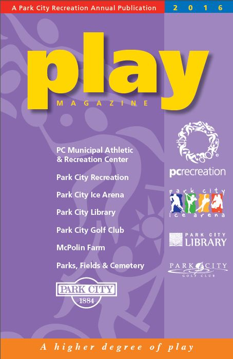 Play front cover 2016
