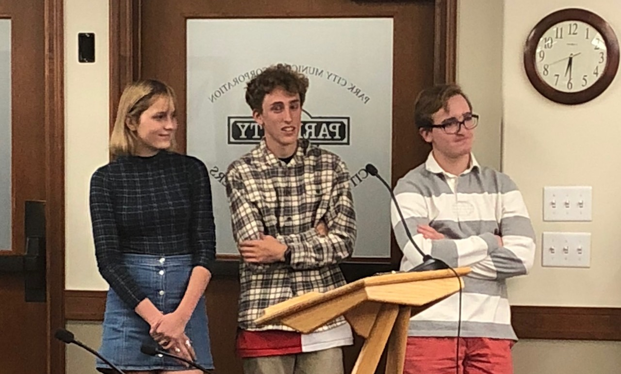 Park City Youth Council
