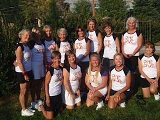Tennis Ladies Team