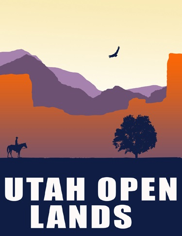 Utah Open Lands logo