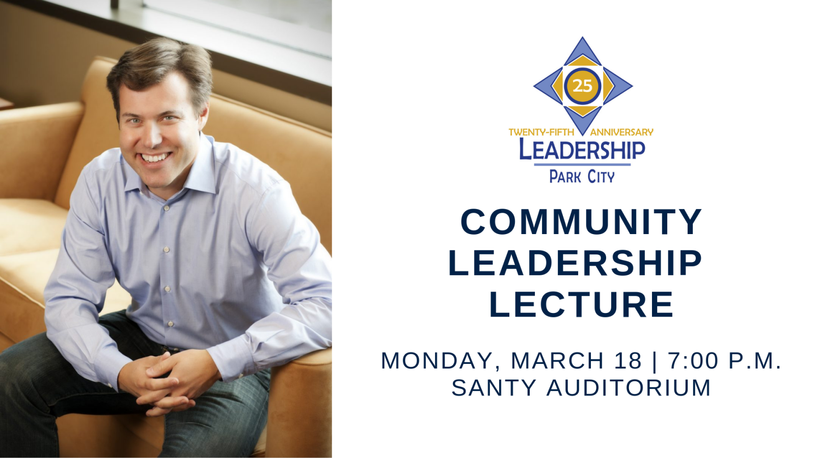 Leadership Lecture- Rob Katz- 2019