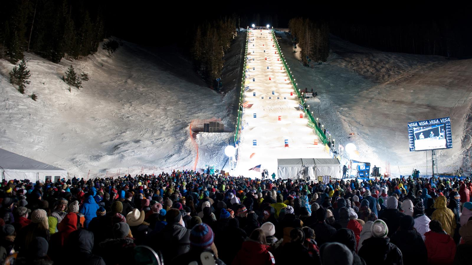 Freestyle World Championships at Deer Valley Resort
