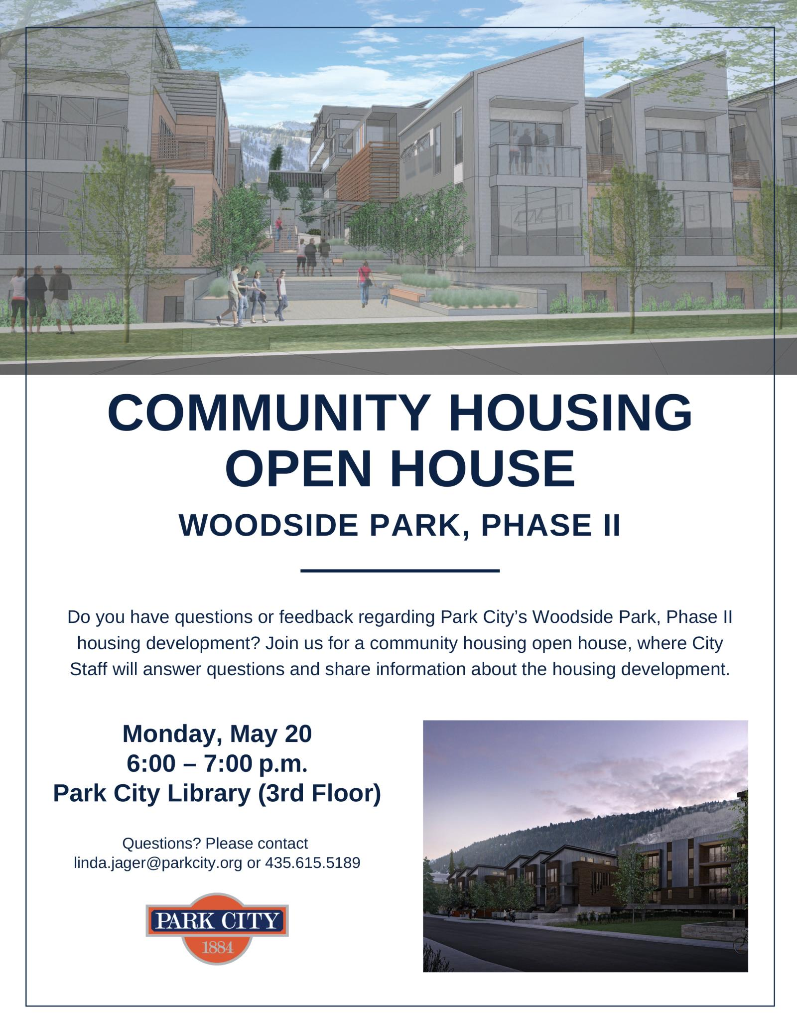 Community Housing Open House 2019