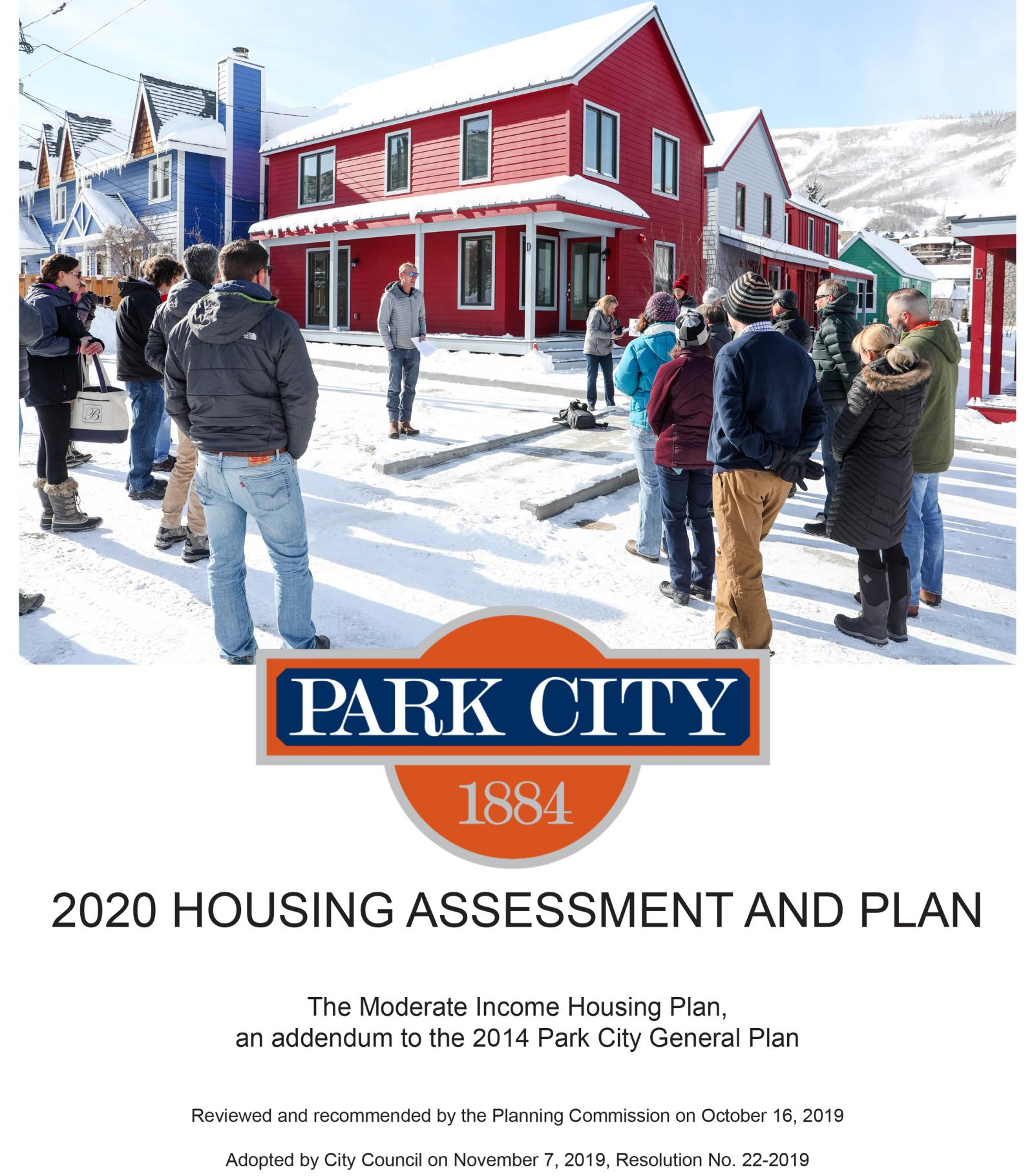 2020 Housing Assessment And Plan