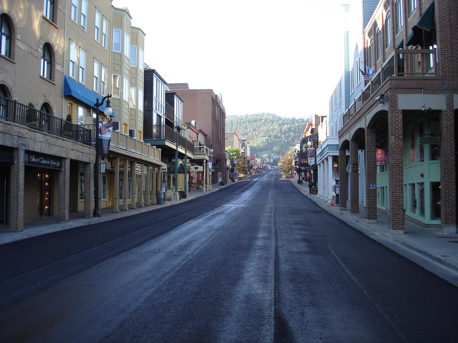 Main Street Paving Project