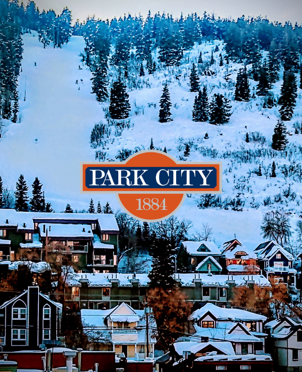 Old Town Park City with City Logo