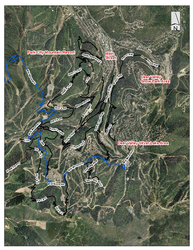 Open Space & Trails | Park City, UT on telluride mountain map, cascade mountains map, logan mountain map, arizona mountain map, sugarbush mountain map, alta mountain map, alpine mountain map, vail mountain map, park city mountain resort trail map, breckenridge mountain map,