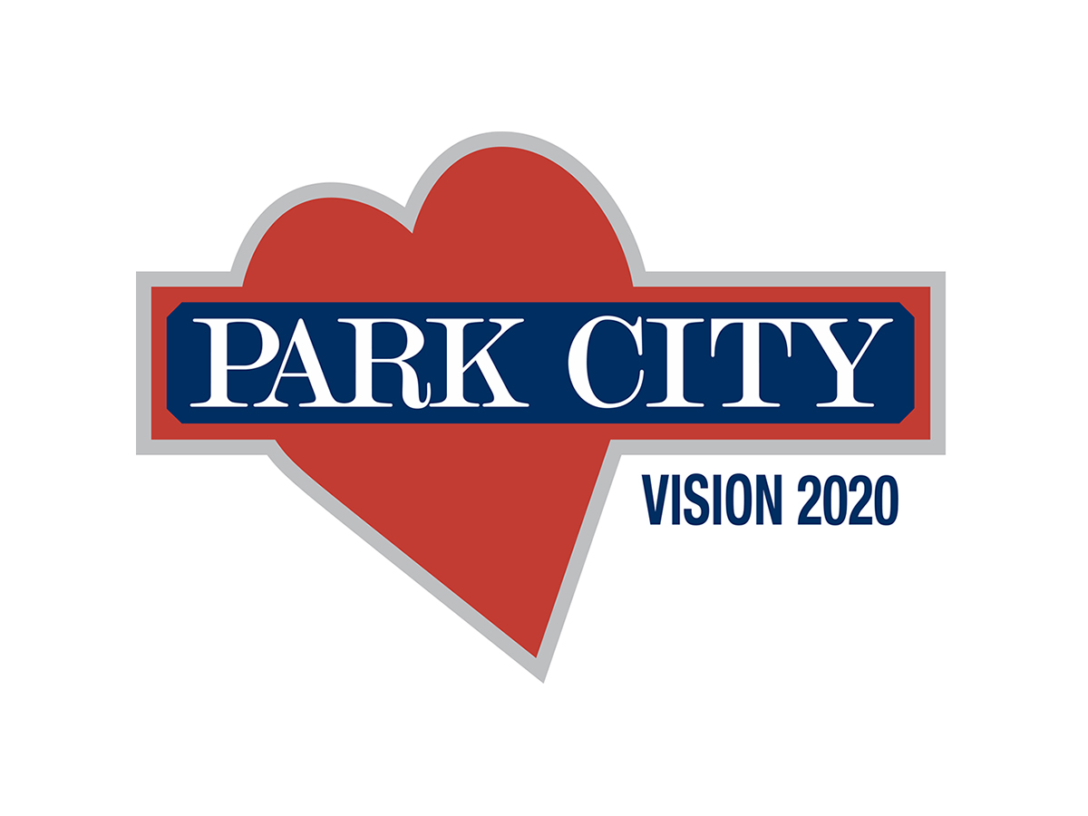 2020 Vision Logo with Space