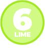 6 Lime-100
